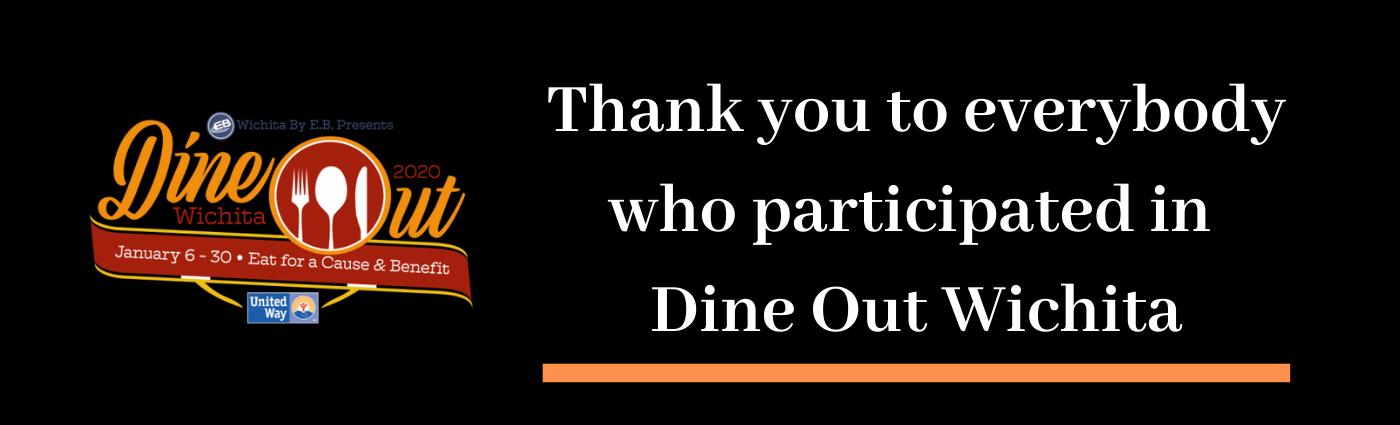Dine Out Wichita