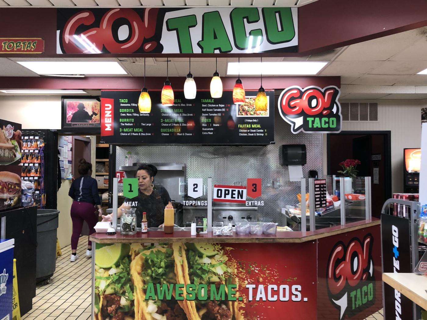 Go Taco!