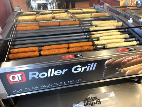 ranking quiktrip's roller grill items from best to worst