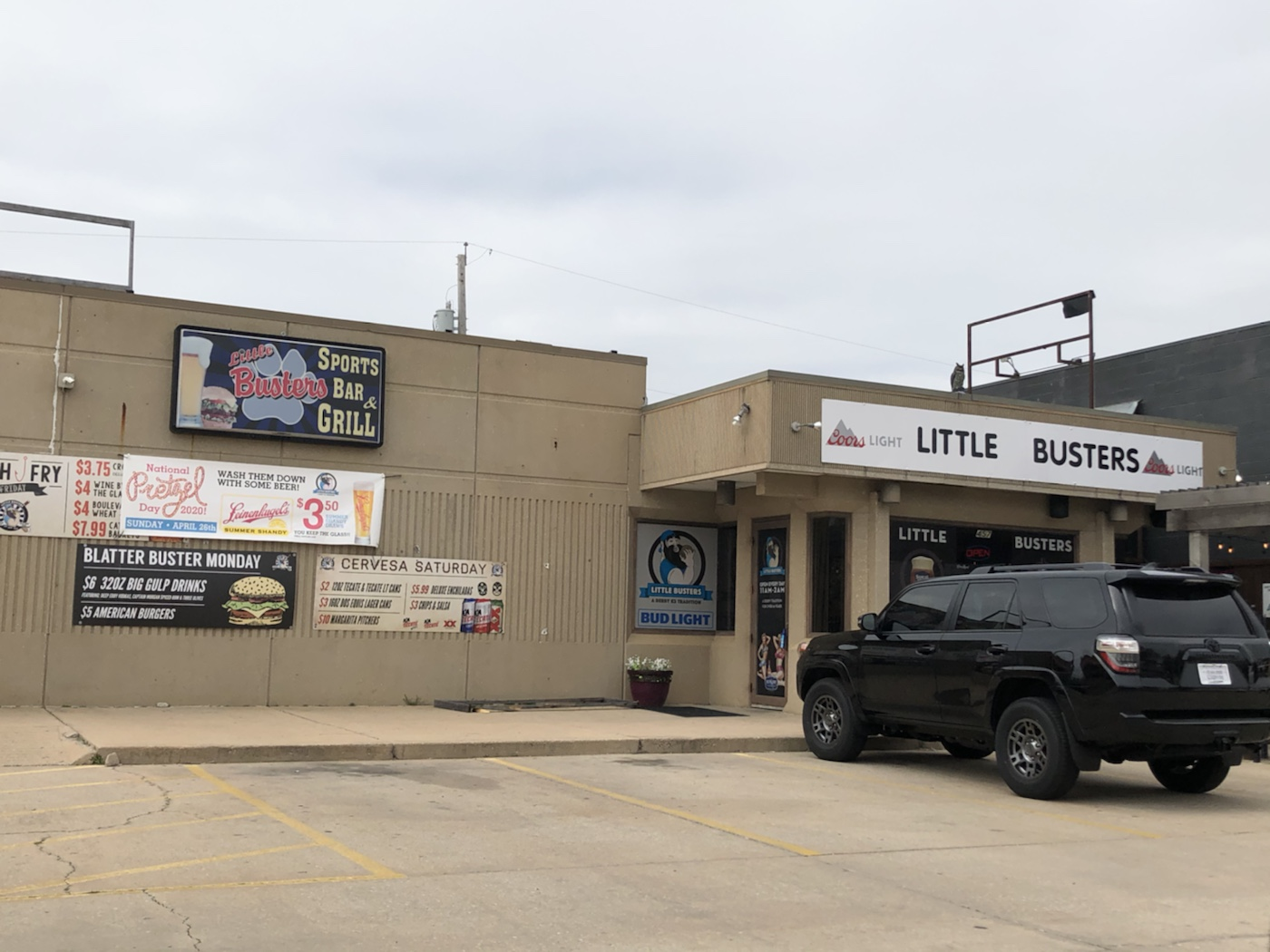 Little Busters Sport Bar & Grill