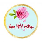 Rose Petal Pastries