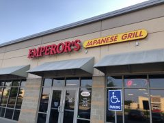 Emperor's Japanese Grill East