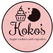 Koko's sugar cookies and cupcakes