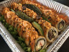 Sushi camaroncito loco