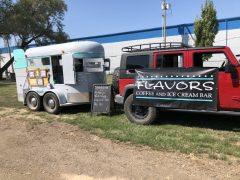 Flavors Coffee and Ice Cream Bar