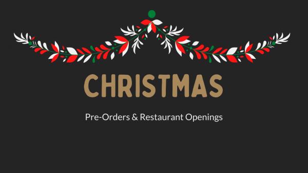 Restaurants Open In Wichita On Christmas Day 2021 Wichita Christmas Pre Orders Restaurant Openings Wichita By E B